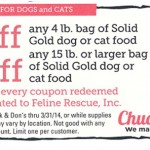 Chuck & Don's Pet Food Coupon