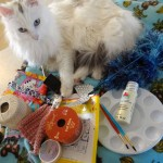 Kitty Cat Craft and Chat