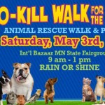 No-Kill Walk for the Animals 2014 Cover