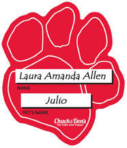 Paw Prints Fundraiser