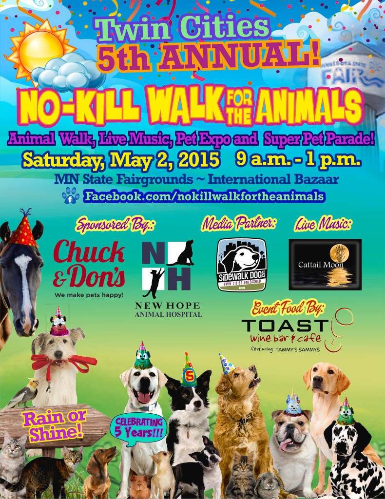 No-Kill Walk for the Animals