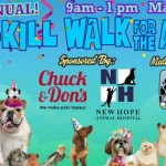 No-Kill Walk for the Animals 2015
